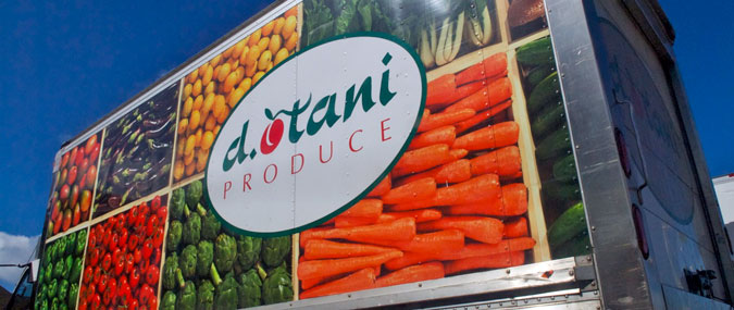 D  Otani Produce | Quality produce with efficient service
